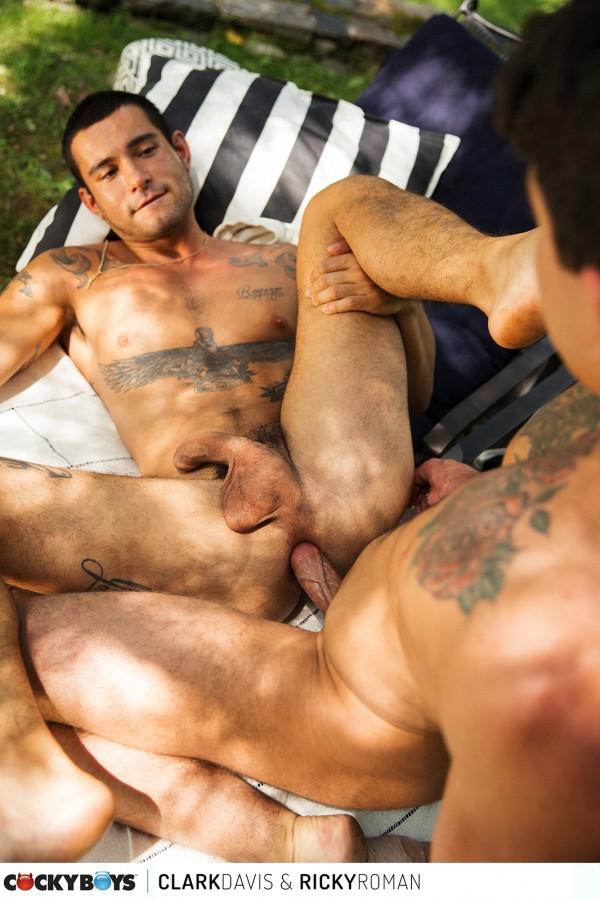 CockyBoys - Clark Davis & Ricky Roman