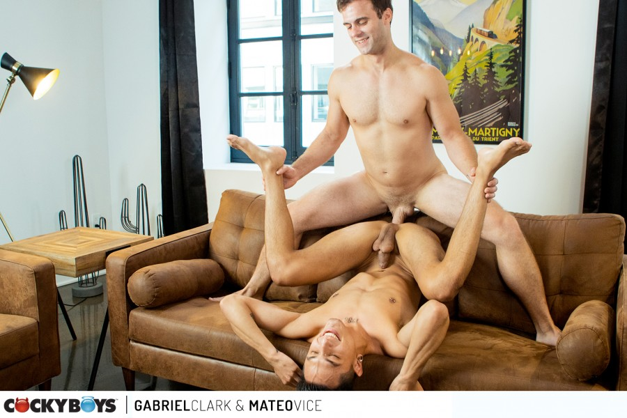 CockyBoys - Mateo Vice & Gabriel Clark