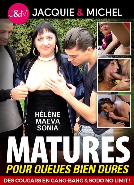 Matures Pour Queues Bien Dures (2019 / HD Rip 720p)
