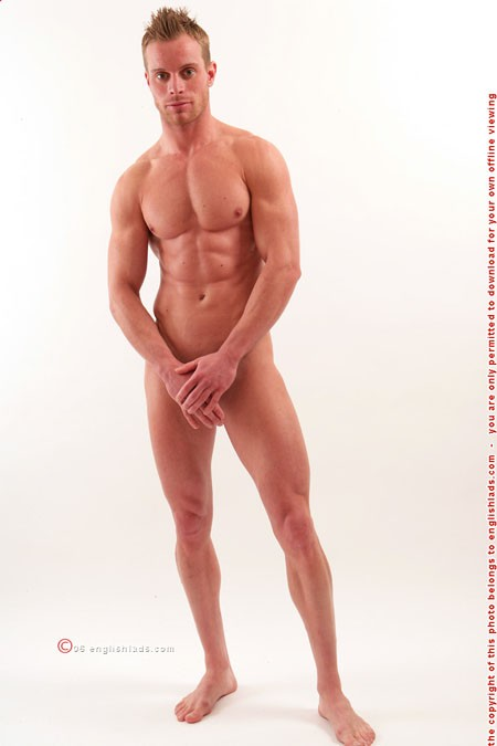 EnglishLads - Str8 muscle boy Neil - Neil Rush