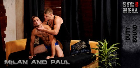 STR8Hell - Paul and Milan - DUTY BOUND