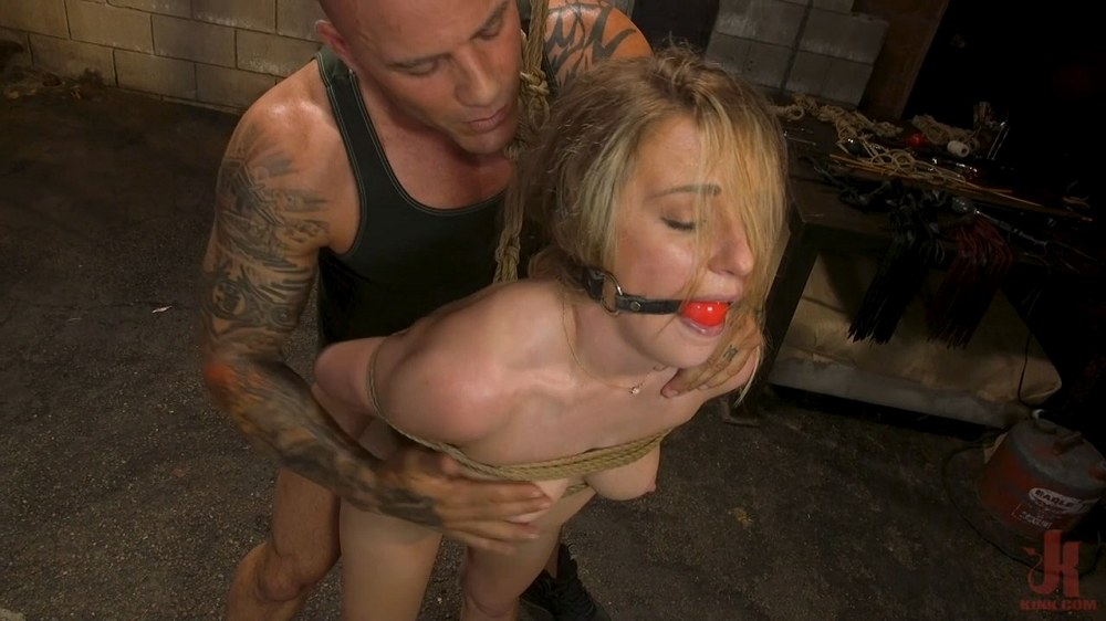 Derrick Pierce, Kate Kennedy - Worthless Fucking Whore: Kate Kennedy is Used and Abused by Derrick Pierce