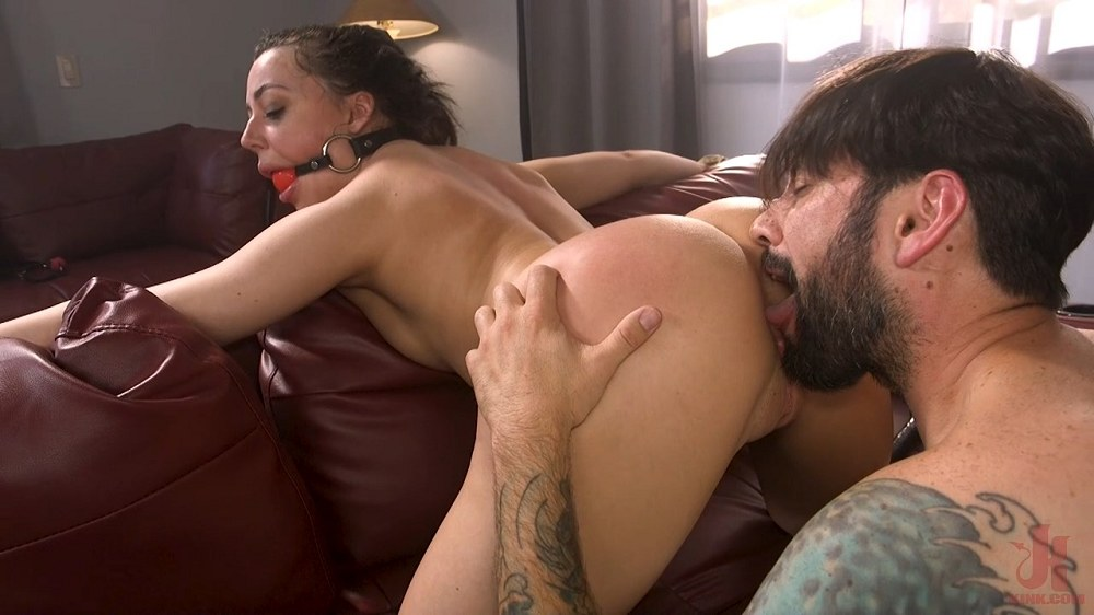 Tommy Pistol, Whitney Wright - Abduction Scenario: Kink Couple Acts Out Extreme Home Invasion Fantasy