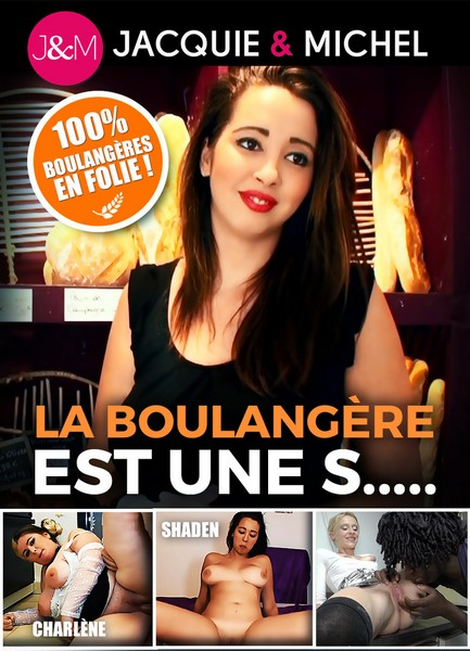 La Boulangere Est Une S - The Baker Is A S (2019 / HD Rip 720p)