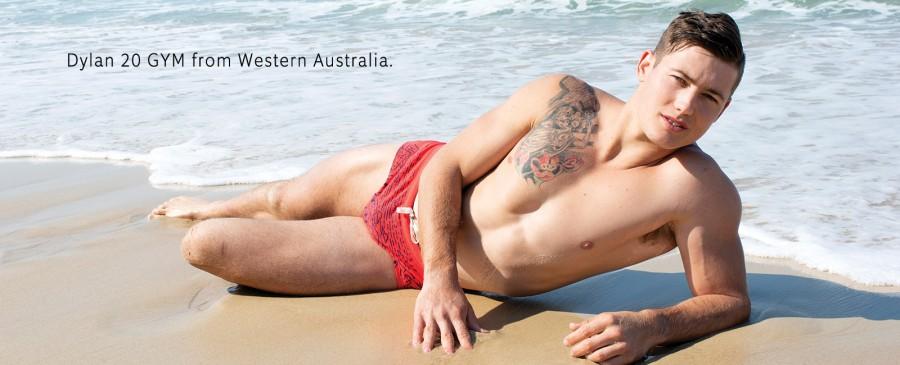 AllAustralianBoys - Dylan