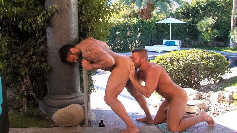 TitanMen - Day Into Night - Hunter Marx & Rogan Richards