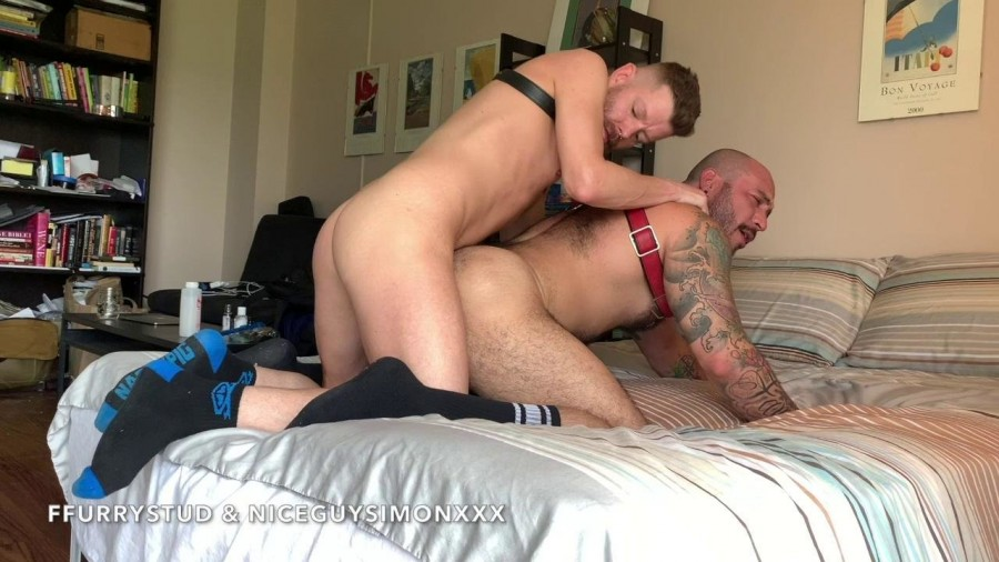 RawFuckClub - FFurryStud - Having My Hole Fucked and Fisted by Cornfed Midwest Sexy Boy NiceGuySimon