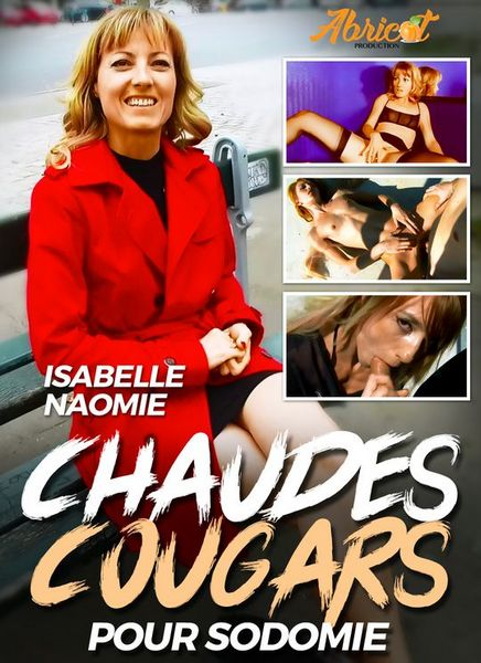 Chaudes Cougars Pour Sodomie - Hot Cougars For Scodomy (2019 / HD Rip 720p)