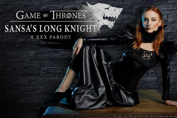 POV - Eva Berger (Game of Thrones: Sansa's Long Knight A (323737) [Vrcosplayx.com / 2017 / 2k 1920p]