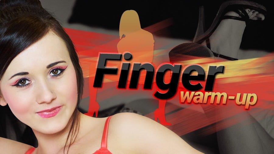 Finger warm-up, Fantasia, Nov 15, 2017, 3d vr porno, HQ 2160