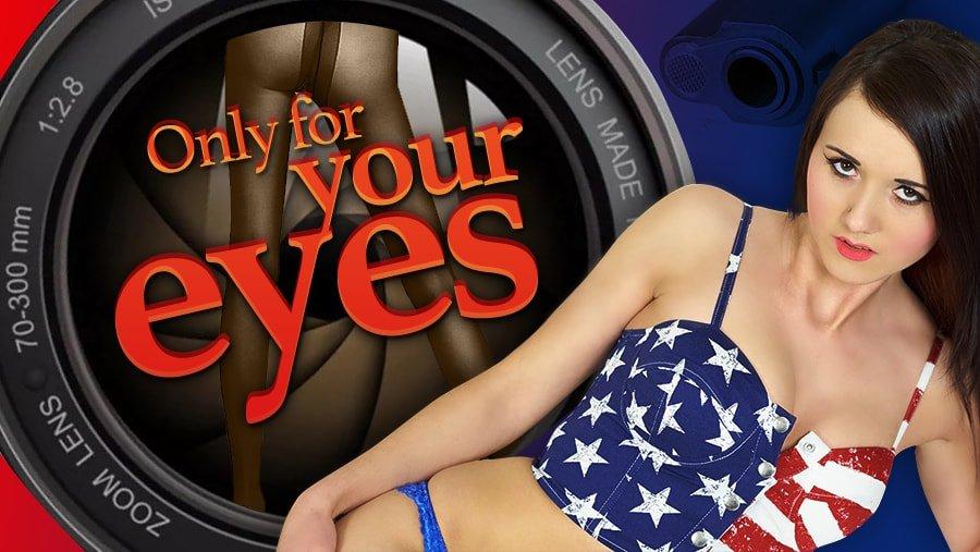 Only for your eyes, Fantasia, Nov 06, 2017, 3d vr porno, HQ 2160