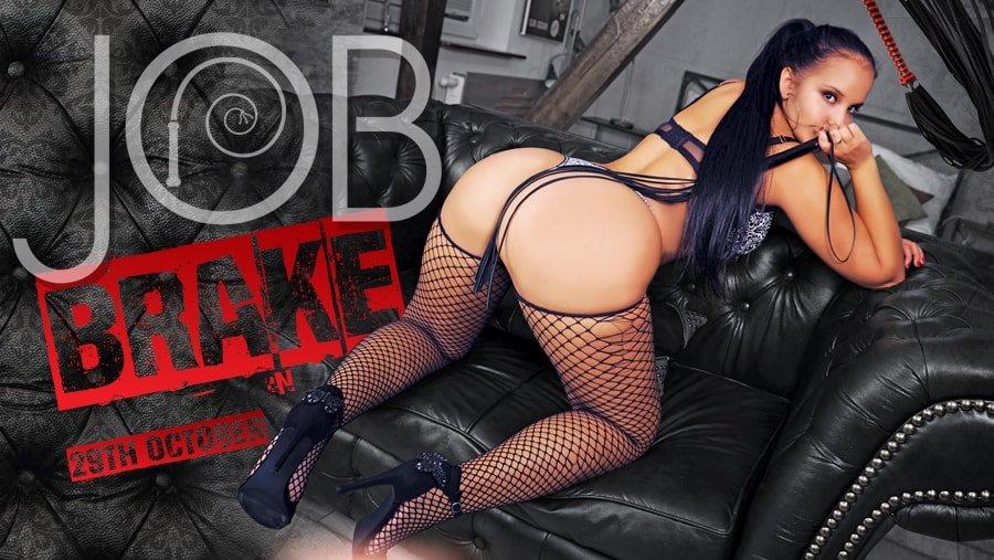 Job Brake, Jennifer Mendez, Oct 29, 2018, 3d vr porno, HQ 2160