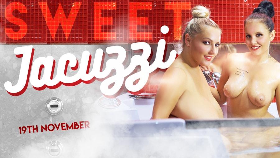 Sweet Jacuzzi, Jennifer Mendez, Krystal Swift, Nov 20, 2018, 3d vr porno, HQ 2160