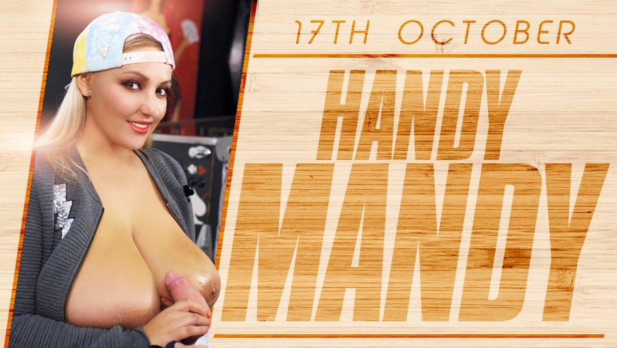 Handy Mandy, Krystal Swift, Oct 17, 2018, 3d vr porno, HQ 2160