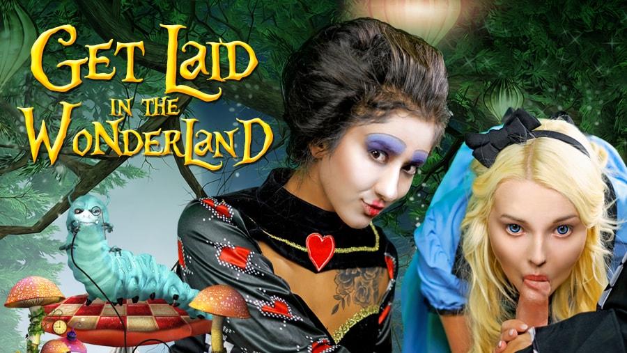 Get Laid In The Wonderland, Lovita Fate, Darce Lee, Mar 30, 2019, 3d vr porno, HQ 2160