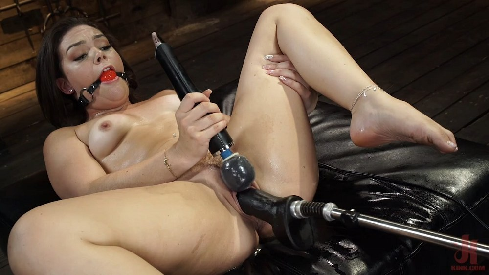 Kimber Woods - Our Naughty Girl is Back and Hornier Than Ever