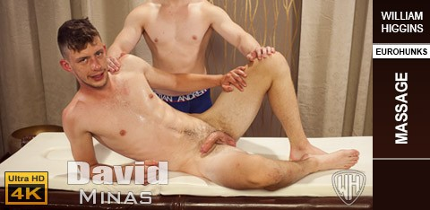 WilliamHiggins - David Minas - MASSAGE