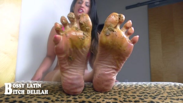 """Scat Queen Delilah – Pretty """"SHITTY"""" thing (HD 720p)"""
