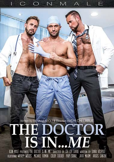 IconMale - The Doctor Is In...Me