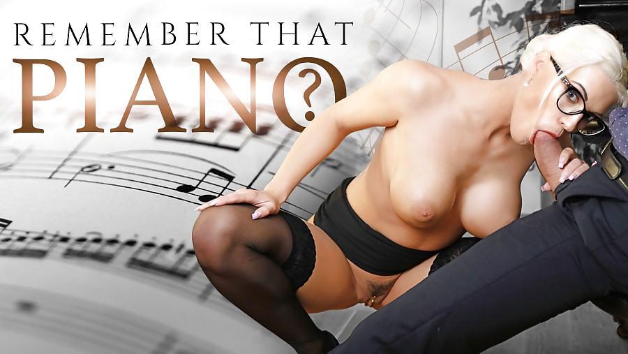 Remember That Piano, Blanche Bradburry, Jun 08, 2019, 3d vr porno, HQ 2160