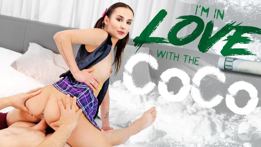 I'm In Love With The Coco, Freya Dee, May 4, 2019, 3d vr porno, HQ 2160