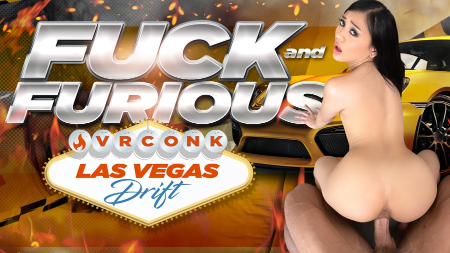 Fuck And Furious Las Vegas Drift, Jasmine Grey, Aug 06, 2019, 3d vr porno, HQ 3072