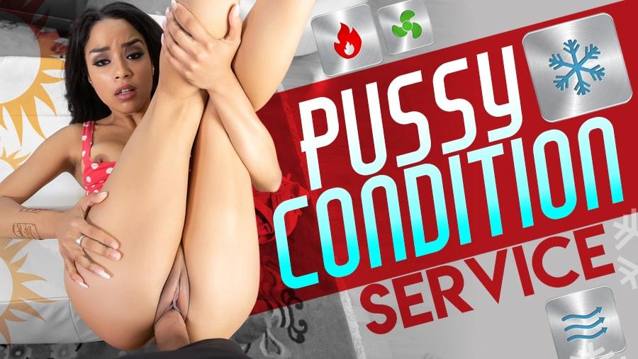 Pussy Condition Service, Maya Bijou, Jul 20, 2019, 3d vr porno, HQ 3072