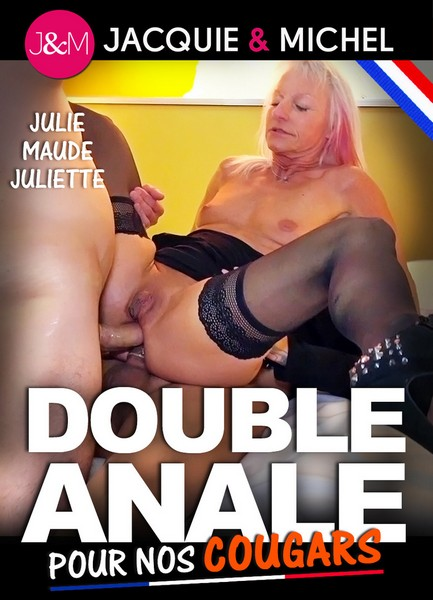 Double anal For Our Cougars (2019 / HD Rip 720p)