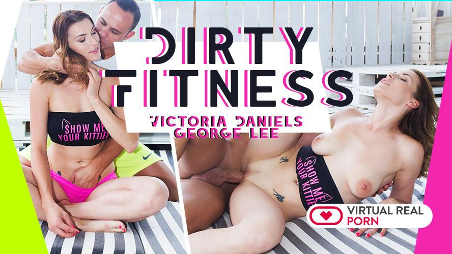 Dirty fitness, Victoria Daniels, Oct 12, 2017, 3d vr porno, HQ 2160