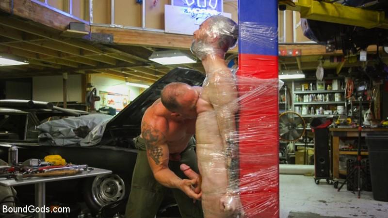 BoundGods - Seamus O'Reilly & D Arclyte - The Mechanic