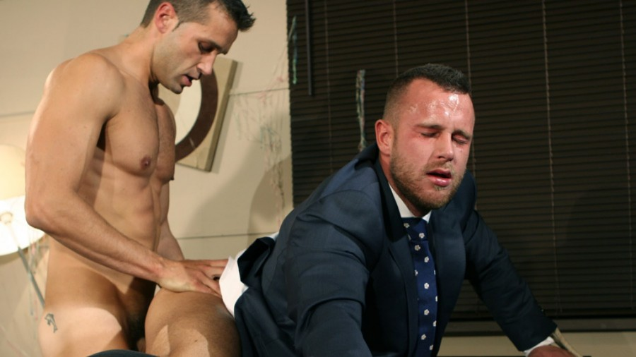 MenAtPlay - Hugo Martin and Ben Brown - The Wedding, Part 1 - The Bride's Brother