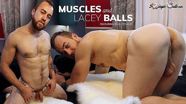 SwinginBalls - John Powers Muscles & Lace