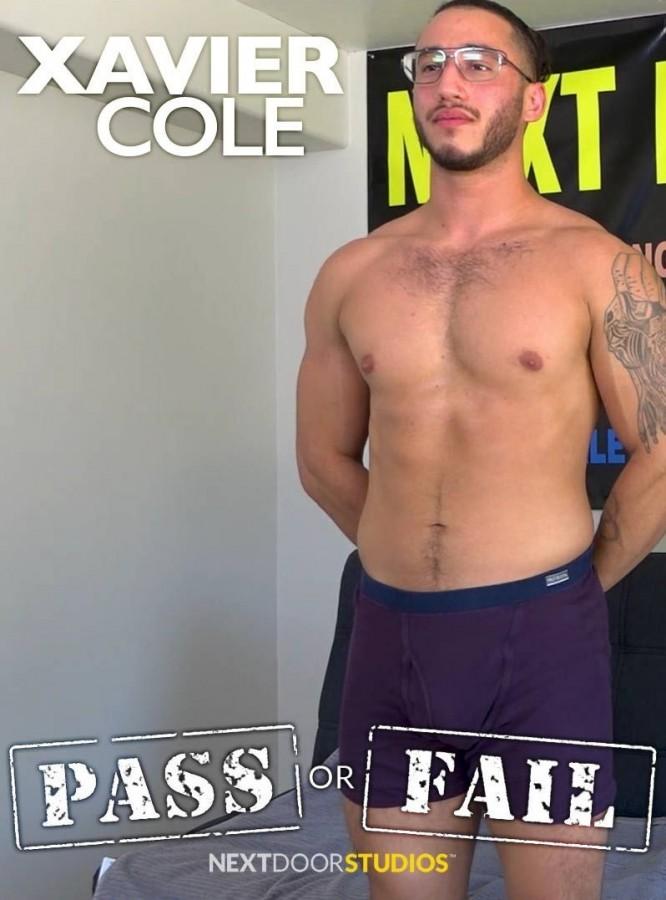 NextDoorCasting - Casting Audition Xavier Cole
