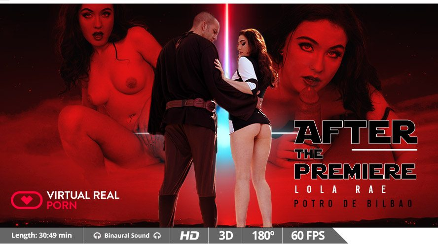 After the premiere, Lola Rae, Dec 15, 2017, 3d vr porno, HQ 1600
