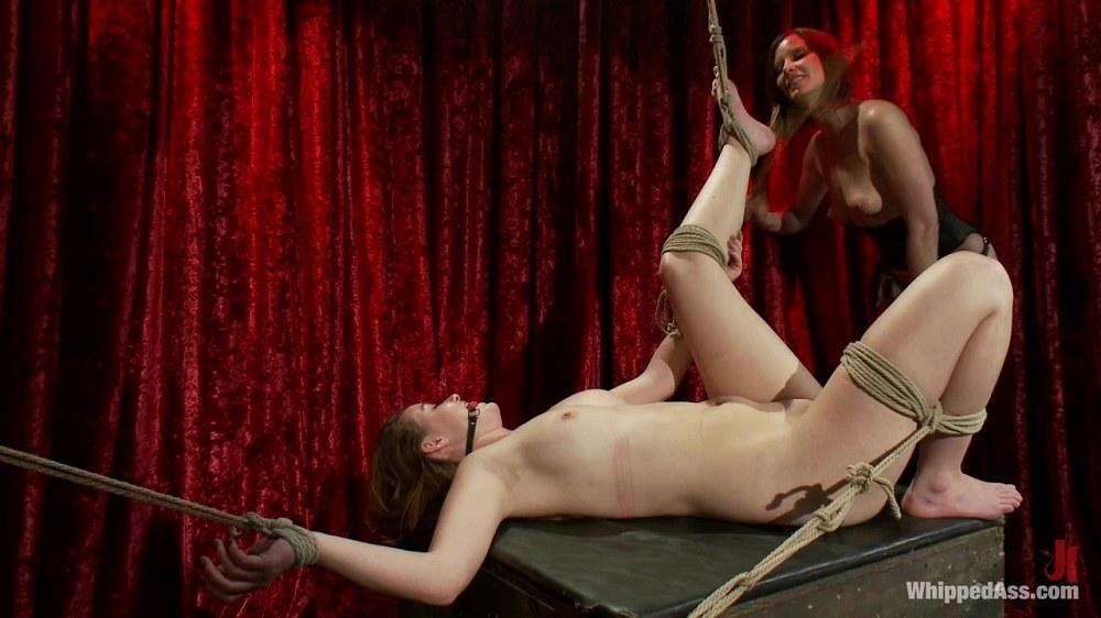 Maitresse Madeline Marlowe, Sofia Lauryn - (Lesbian Virgin Sophia Lauryn)