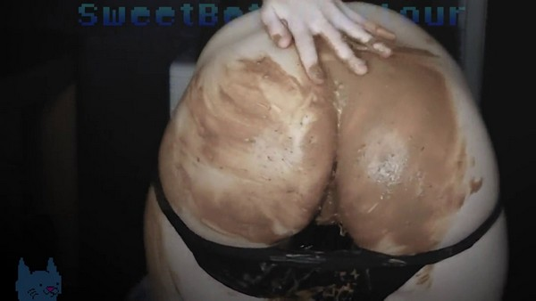 DirtyBetty - Simply Laxative Pantypooping (2019 / FullHD 1080p)