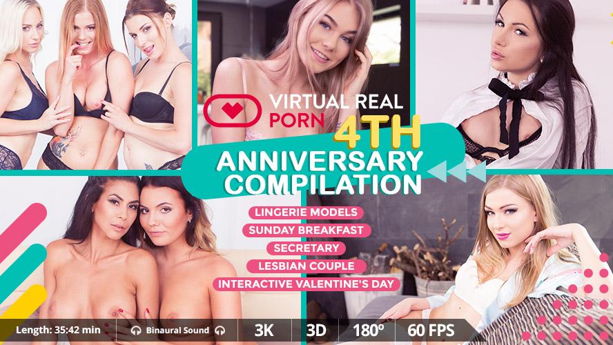 Anniversary compilation, Feb 05, 2018, 3d vr porno, HQ 1600