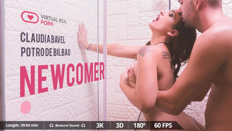 Newcomer, Claudia Bavel, Jan 11, 2018, 3d vr porno, HQ 1600