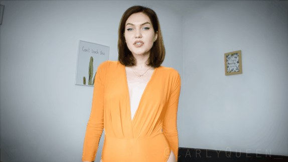 Carly Queen Mesmerize - Chastity Is A Blessing