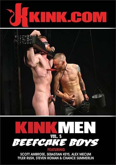 KinkMen - vol.5 Beefcake Boys