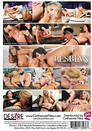 Lesbian Fantasies Cum True
