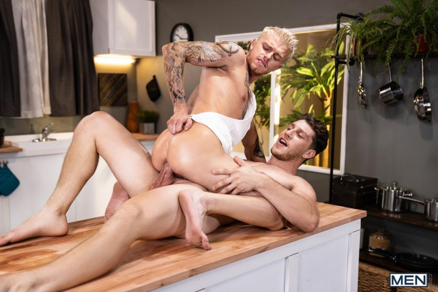 MEN - Paul Canon & Blake Ryder - Taste The Chef