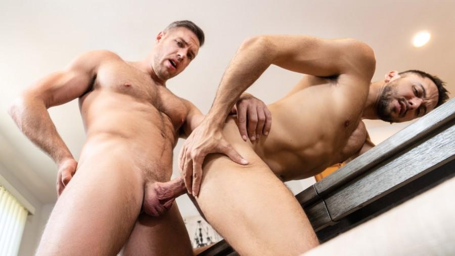 MEN - Shane Jackson & Alex Mecum - Alex & Shane Bareback
