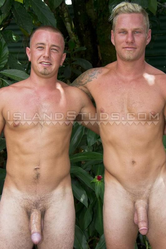 IslandStuds - Brett & Calvin 1st video