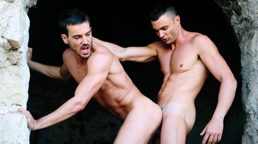 LucasEntertainment - Inside Israel - Scene 1 - Bruno Jones and Martin Passoli