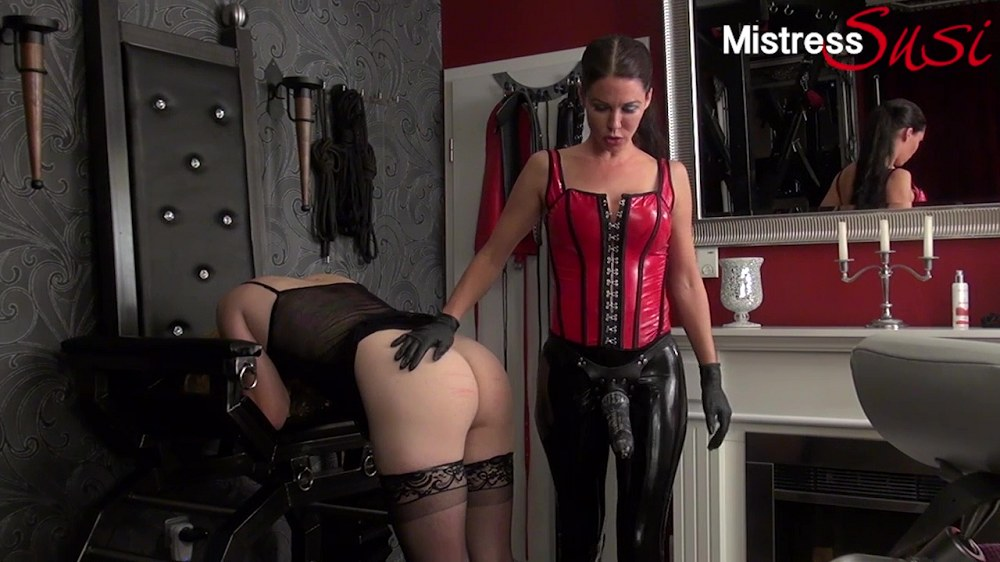 Mistress - Susi is Training Slut Candy