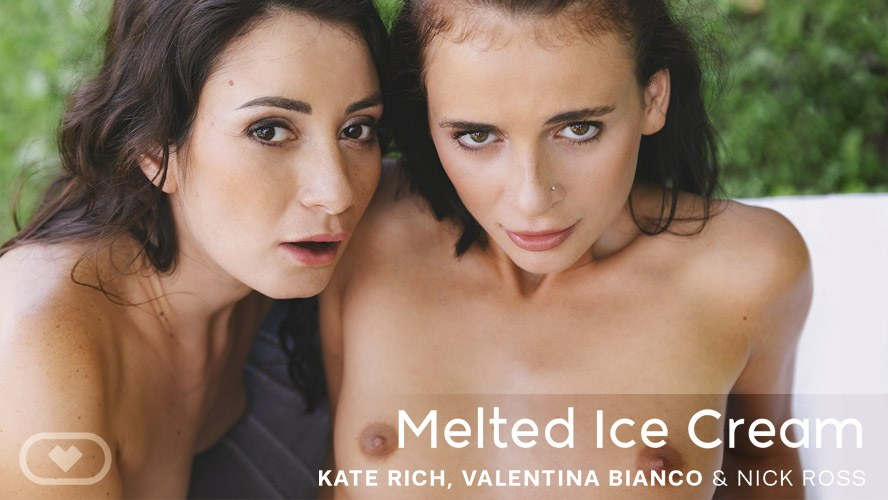 Kate Rich, Valentina Bianco - Melted Ice Cream