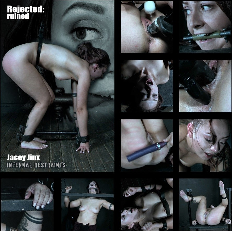 InfernalRestraints - Jacey Jinx - Rejected: Ruined