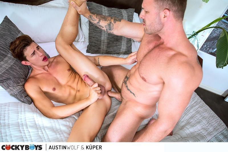 CockyBoys - Kuper & Austin Wolf