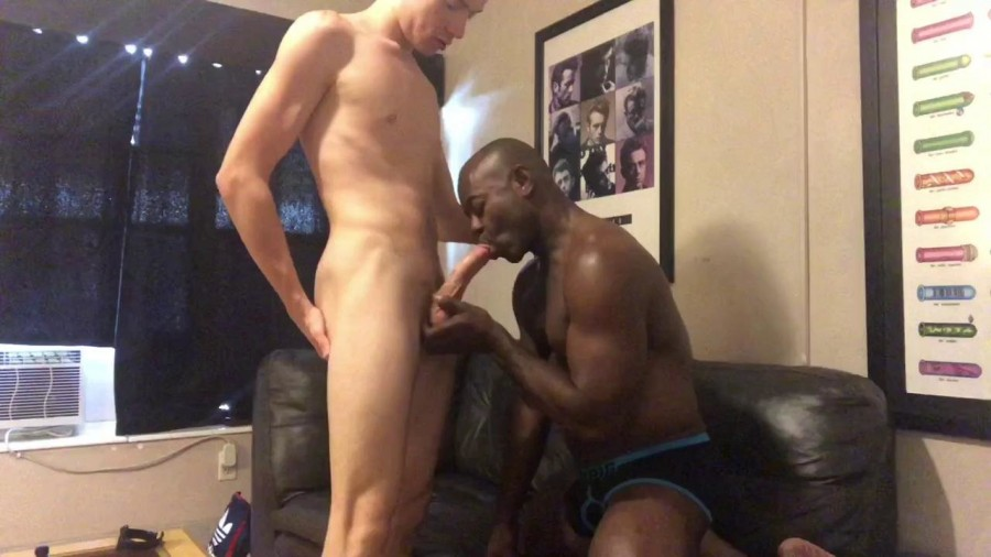 RawFuckClub - Aaron Trainer & Alex Meyer - Muscle daddy and his sexy twunk PT.1
